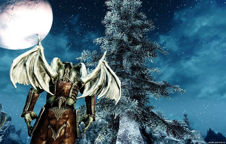 Лорд вампир мод на крылья