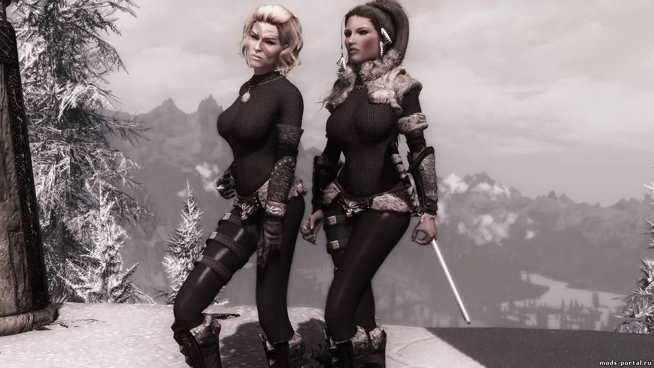 Северянка женская одежда